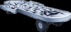 Skateboard Render KHII