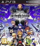 Kingdom Hearts HD 2.5 ReMIX Boxart EU