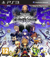 Kingdom Hearts HD 2.5 ReMIX Boxart EU