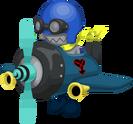 Aeroplane KHX