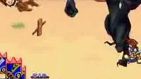 Kingdom Hearts Chain of Memories - Darkside (Sora)