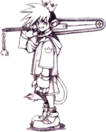 Sora- Concept (Art) KH
