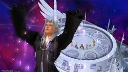 Kingdom Hearts' Door 01 (KHIIFM) KHIIHD