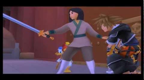 Kingdom Hearts 2 Final Mix - Shan-Yu(English,Critical)-No Damage-