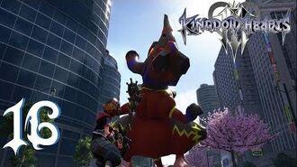 Kingdom Hearts III Catastrochorus - Boss Fight 16 1080p 60fps