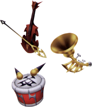 Instruments (Symphony Master) KHBBS
