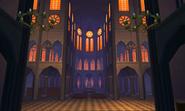 Notre Dame interieur