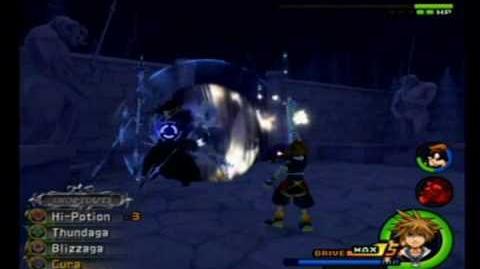 Guía de Kingdom Hearts II/Xaldin (Boss)
