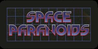 Space Paranoids Logo
