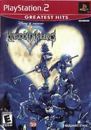 Kingdom Hearts Boxart (Greatest Hits) NA