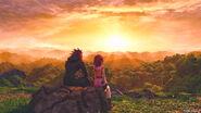 Lea & Kairi Sunset