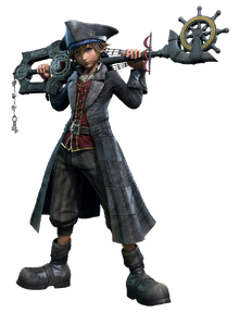 Sora (Pirates of the Caribbean) KHIII