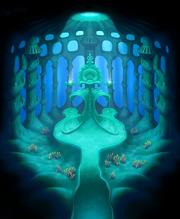 Trone de triton