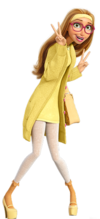 Honey Lemon Big Hero 6