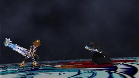 Kingdom Hearts II Final Mix - All Boss Fights, Critical Mode (HD 720p)