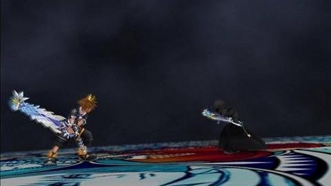 Jefes de Kingdom Hearts II