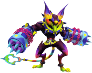 Wargoyle (Sora's Side) KH3D