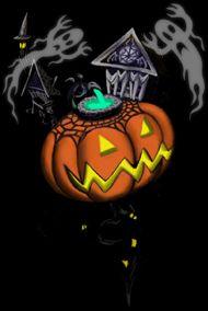 Halloween Town KH