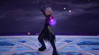 Kingdom Hearts III Re Mind Combat contre Riku obscur (Limitcut)