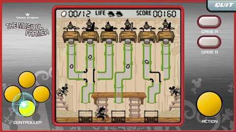 Classic Kingdom Union χ Cross - The Musical Farmer (Game A)