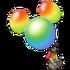 Ballon render KH3D