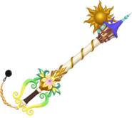 Ever After Keyblade KHIII