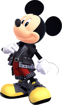 Mickey Mouse KHIII
