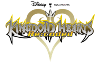 Kingdom Hearts Recoded Logo KHREC