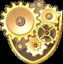 Clockwork Shield KHIII