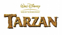 Tarzanlogodisney