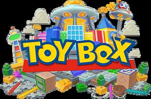 Toy Box Logo KHIII