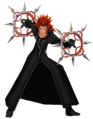 Axel Action Render KHII.png