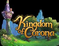 Royaume de Corona (Logo) KHIII