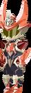 Unicornis Armor (Male) KHX