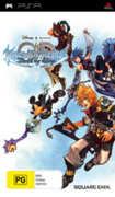 Kingdom Hearts Birth by Sleep Boxart AU