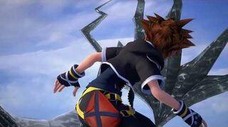 Kingdom Hearts III Expert Combat contre Darkside