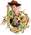 Woody (Médaille)