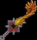 Flame Liberator KHIII