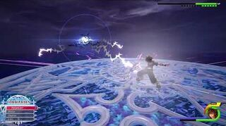 Kingdom Hearts III Re Mind Combat contre Xemnas (Limitcut)
