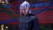 Young Xehanort Toy Box KHIII