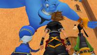 Genie Works Hard 01 KHII