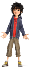 Hiro Hamada Big Hero 6