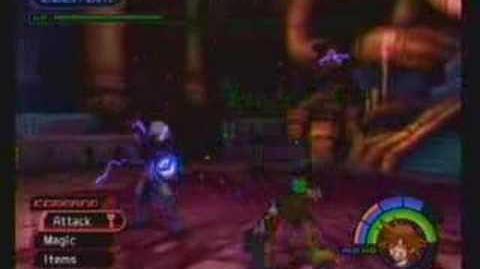 Kingdom Hearts - Riku Ansem Battle