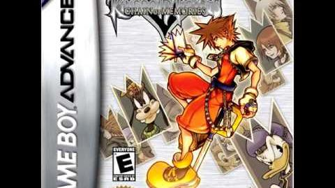Kingdom Hearts Chain of Memories (GBA) CD 1 Track 13- The Fight for My Friends