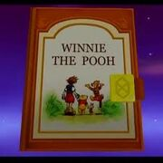 Libro Winnie the Pooh KH1
