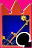 Bonne Étoile (carte)