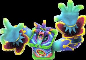 Hockomonkey - Riku's Side (Nightmare)