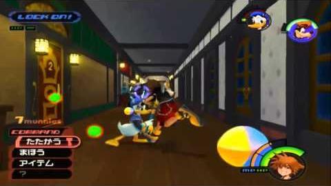 Let's play Kingdom Hearts Final Mix Parte 10 Explorar Ciudad de Paso, subir de nivel y mas platines