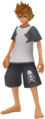Roxas (Pyjama) KHII
