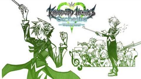 05. Fate of the Unknown - KINGDOM HEARTS Orchestra World Tour - Soundtrack